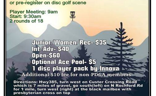 Pioneer Classic – C Tier Disc Golf Tournament